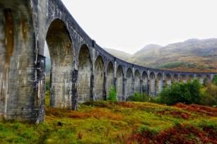 wandeling glenfinnan viaduct