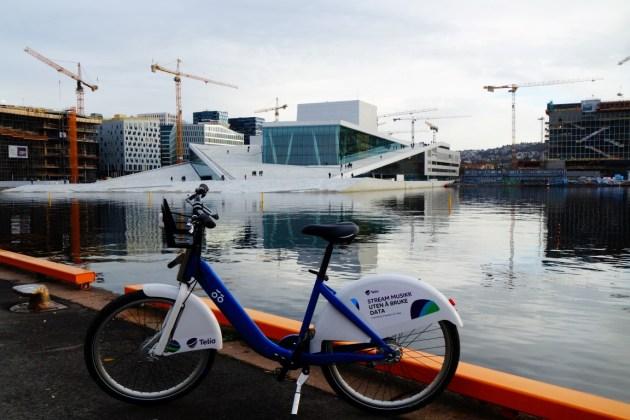 Oslo fiets