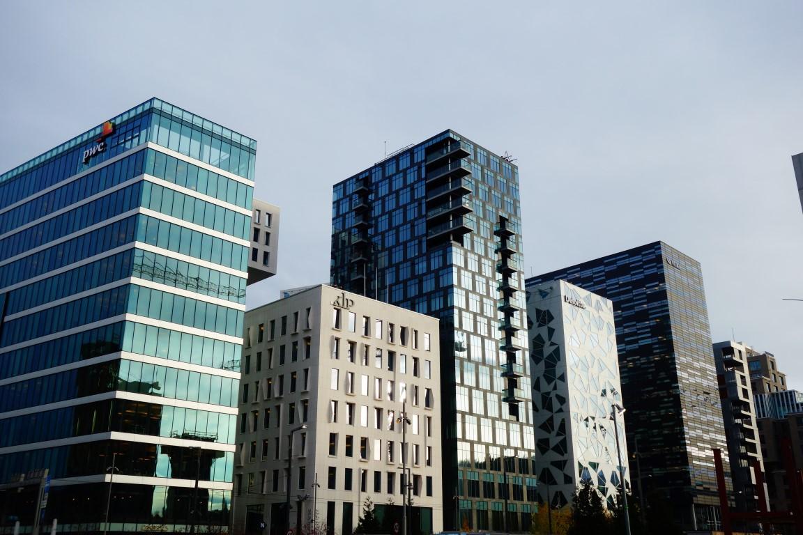 Oslo architectuur