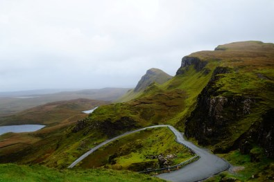 route isle of skye