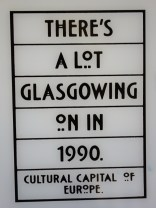 Weekend Glasgow