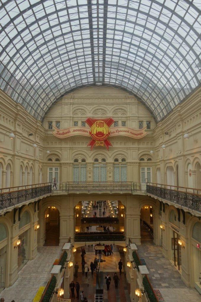 Cityguide Moskou