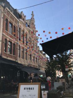 Leuven restaurant