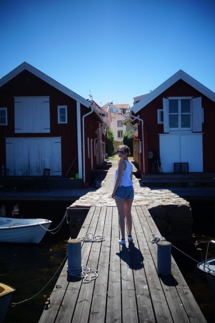 Fiskebackskil baai