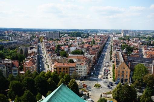 Cityguide Brussel Basiliek van Koekelberg Panorama