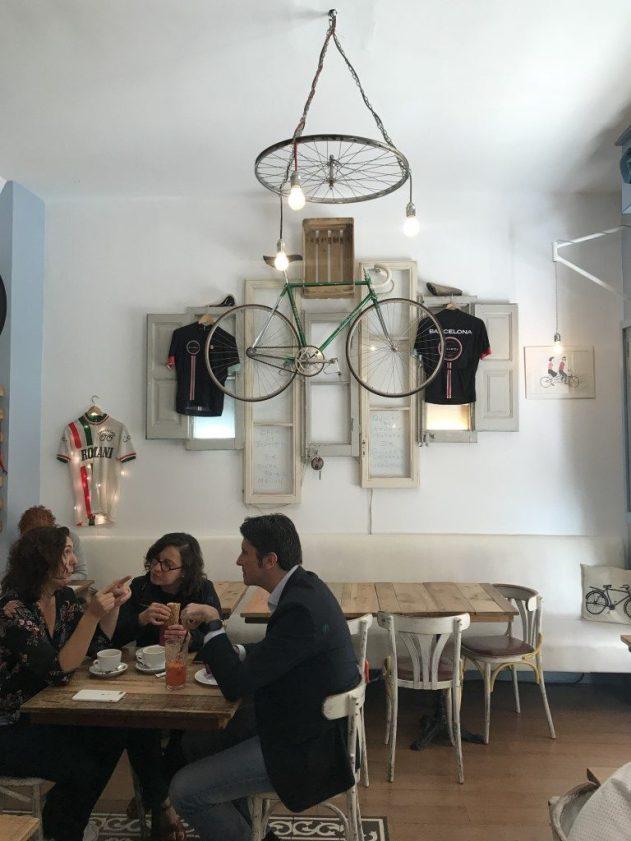 koffiebar Barcelona
