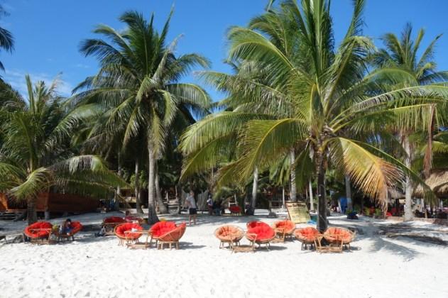 Coconut Beach Koh Rong Cambodja