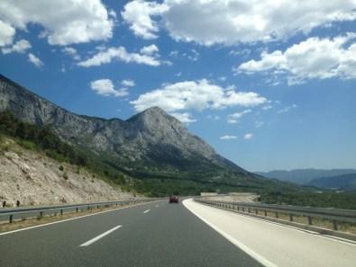 Roadtrip Route Kroatië