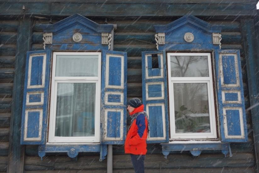 Transmongolie express Irkutsk