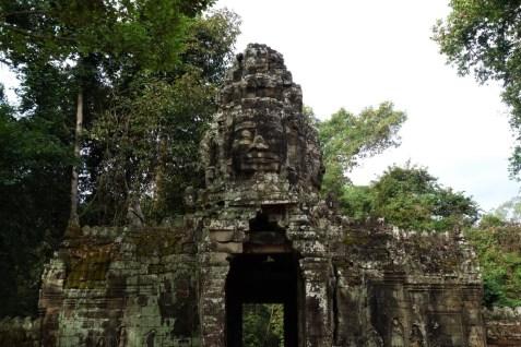 Angkor tempels Banteay Kdei