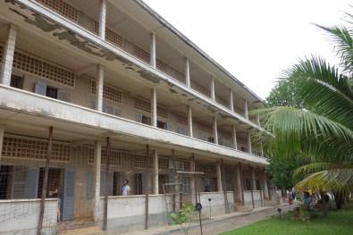 Phnom Penh Tuol Sleng Museum