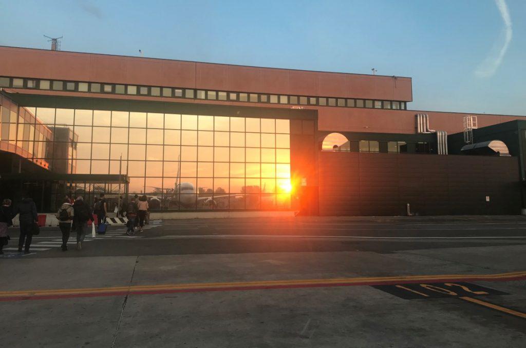 Cityguide Bologna airport