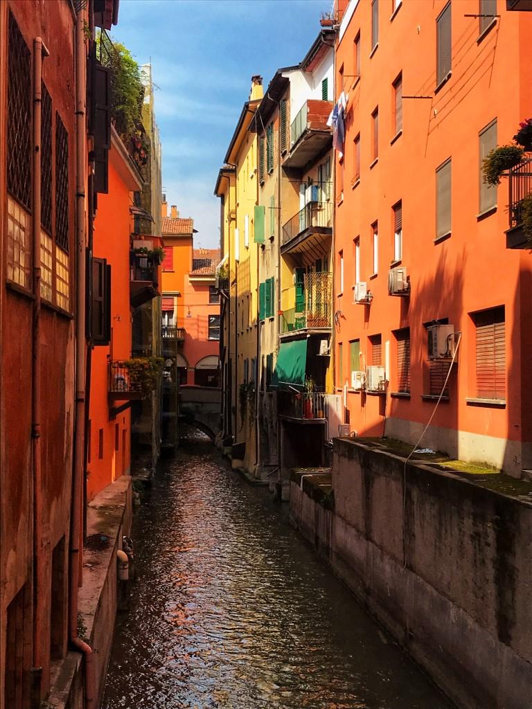 Cityguide Bologna kanaal