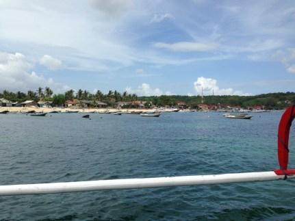 Nusa Lembongan boot 2