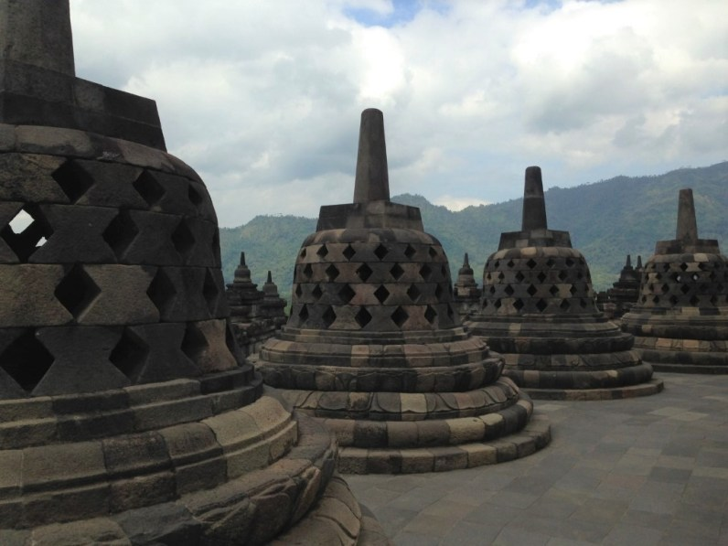 Route Indonesie Borobudur 5