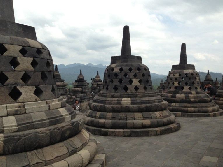 Route Indonesie Borobudur 6