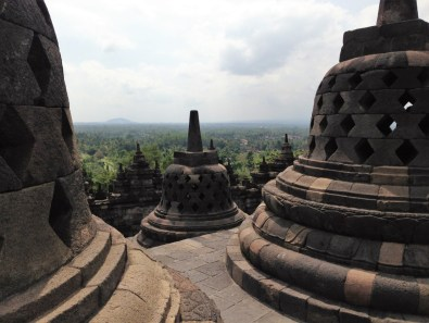 Route Indonesie Borobudur 7