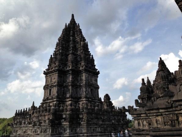 Route Indonesie Prambanan 2