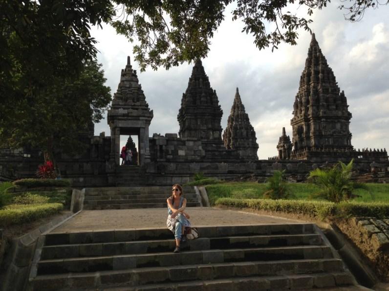 Route Indonesie Prambanan 3