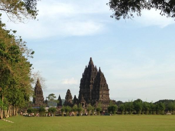 Route Indonesie Prambanan 4