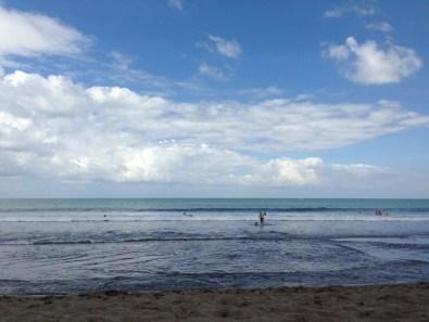 Route Indonesie Seminyak beach 2