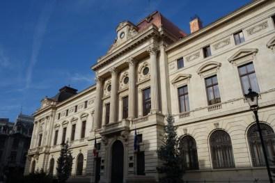 Boekarest Old Town