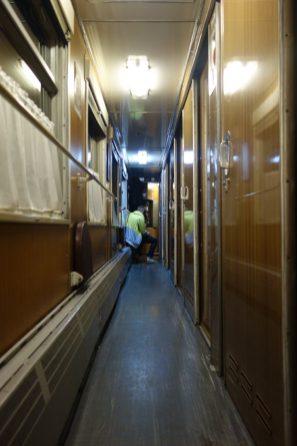 Rusland Moskou Irkutsk Transmongolie Express wagon