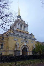 Rusland St Petersburg Admiraliteit
