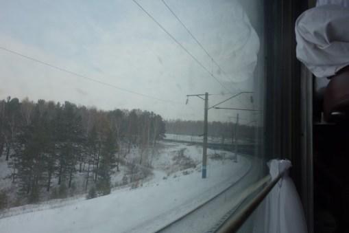 Rusland Transmongolie Express Siberie 5