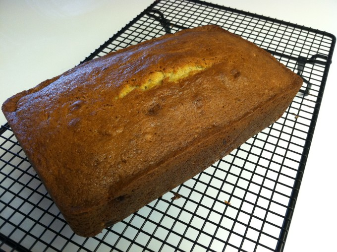 Banana Bread 016