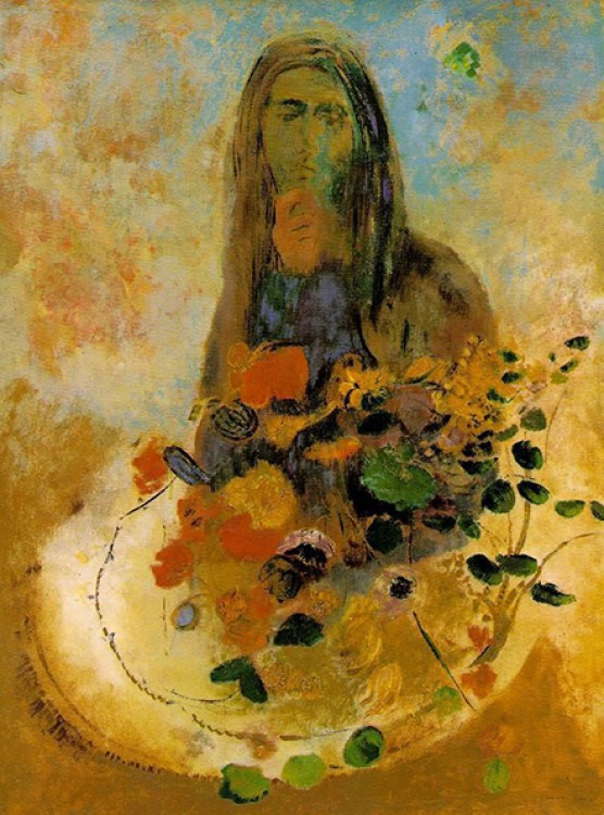 Redon Mystery The Phillips Collection