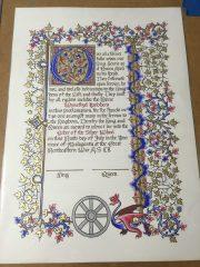 Wynefryd Bredhers - Order of the Silver Wheel
