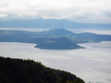 Taal Volcano in Tagaytay courtesy of Gentle Mapagu