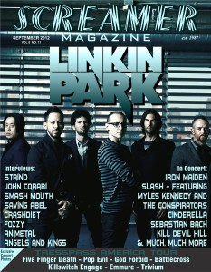 Cover Linkin Park Sep 2012 final