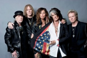 Aerosmith Boston