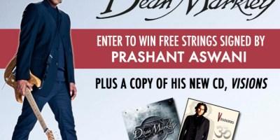 dean markley contest