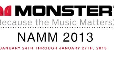 Monster namm 2013