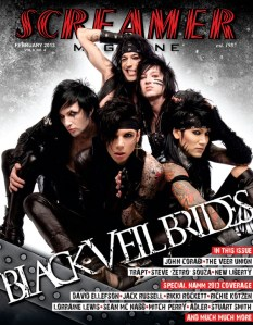 Screamer Magazine February 2013