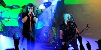 Overkill Live Photos - Steve Trager 15