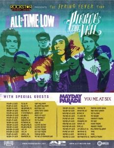 Pierce the Veil Tour