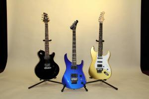 gj2 guitars with cleartone strings