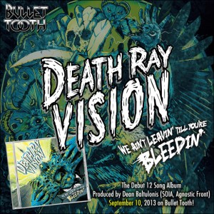 Death Ray Vision - Single