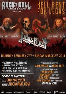 Judas Priest - Rock n Roll Fantasy Camp