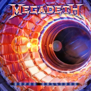 Megadeth - Super Collider - Cover Art
