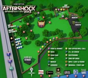 Aftershock festival Sacramento