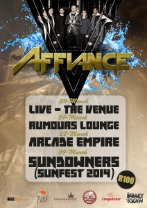 Affiance poster