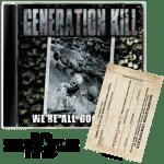 Generation Kill-CD