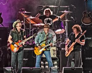 TED NUGENT BAND_James-Maryln Brown