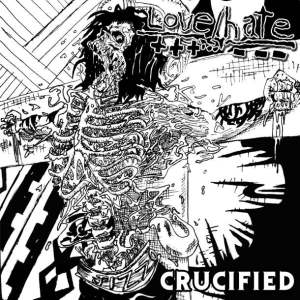 Love-Hate-Crucified image