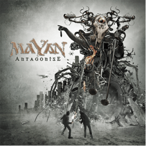 MaYan Antagonise cover art